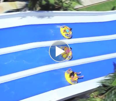 Parque acuatico y balneario en Vallarta